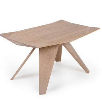 Matthew Hilton Thin Side Table