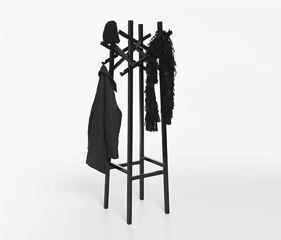 Mattias Ståhlbom and Gabriella Gustafson Nest Coat Stand