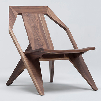 Konstantin Grcic Medici Low Chair