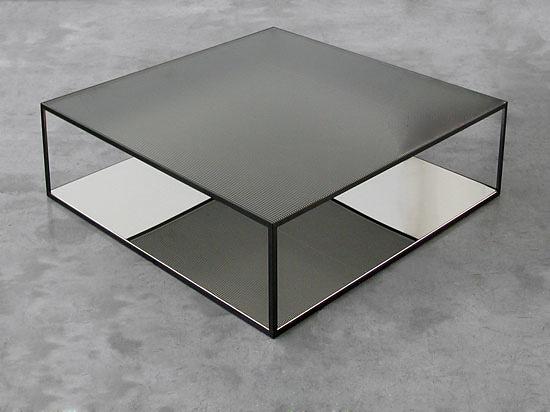 Maurizio Peregalli Double Skin Low Table