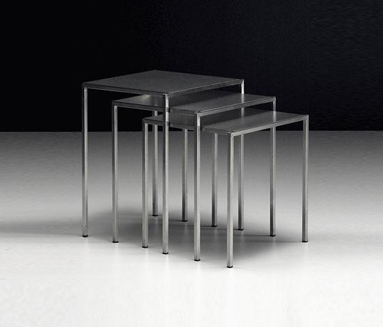 Maurizio Peregalli Trio Slim Tables