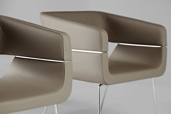 Mauro Fadel Matrix Seating Collection