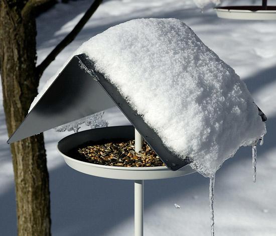 Michael Koenig Birdy Bird House