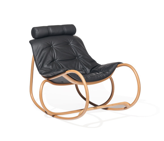 Michal riabic wave rocking chair for Prix rocking chair