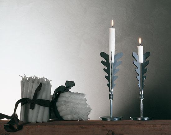 Michele De Lucchi and Alberto Nason Quattrofoglie Candle Holder