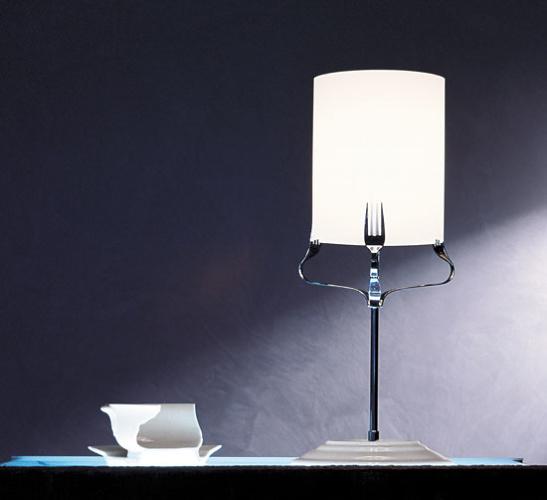 Michele De Lucchi Treforchette Table Lamp