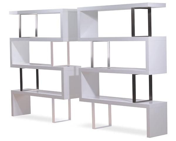 Modloft Pearl Bookcase