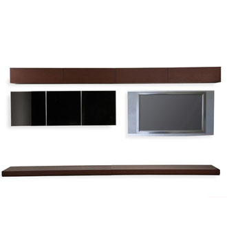 Modloft Grand Wall Unit