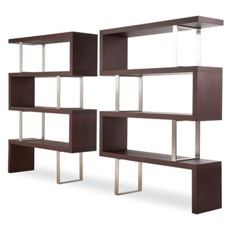 Modloft Pearl Bookcase