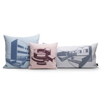 Mogens Lassen Kristina Dam House Cushions Pillow