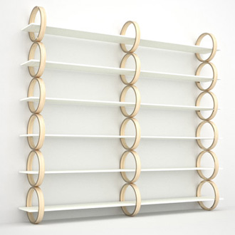 Monica Förster Flying Rings Shelf