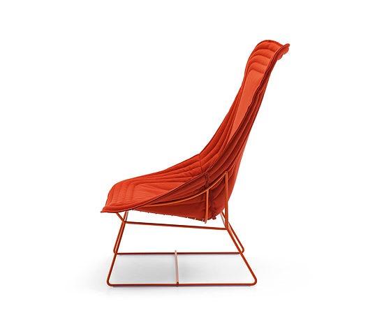 Monica Graffeo Chapeau Lounge Seating Collection