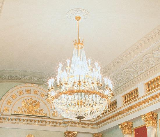 Mosprojekt 2 Kremlin Moscow Chandelier