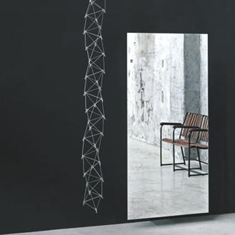 Nanda Vigo Parete Specchio Mirror