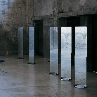 Nanda Vigo Stand By Mirror
