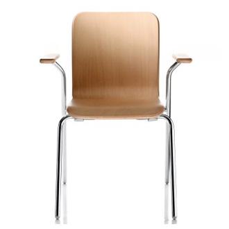 Naoto Fukasawa Soho Beech Chair