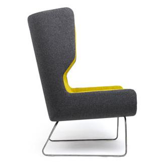 Naughtone Hush Chair