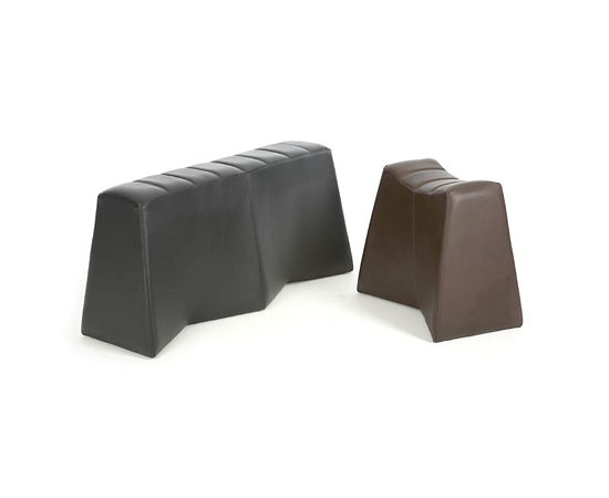 Naughtone Pinch Stool and Bench