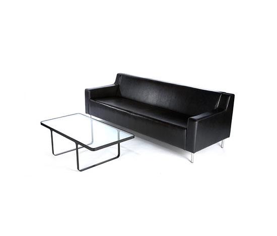 Naughtone Silhouette Seating