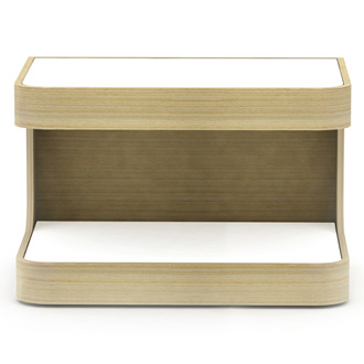 Nazanin Kamali Loop Bedside Table