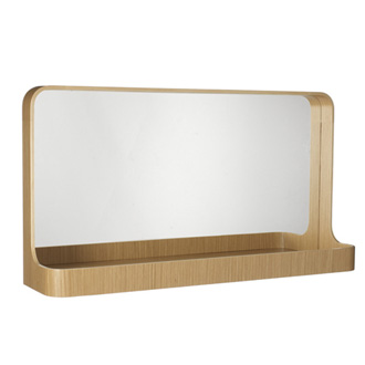 Nazanin Kamali Loop Mantle Mirror
