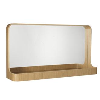 Nazanin Kamali Loop Mantle Mirror