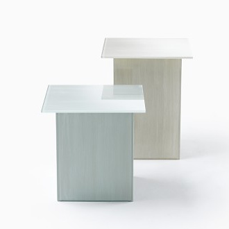 Nendo Brushstroke Console Table