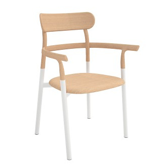 Nendo Twig 1 Comfort Chair