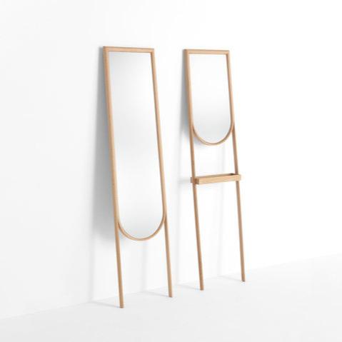 Nendo Splinter Mirror