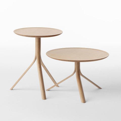 Nendo Splinter Table Collection