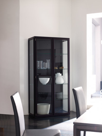 neue wiener werkst tte frida display cabinet. Black Bedroom Furniture Sets. Home Design Ideas
