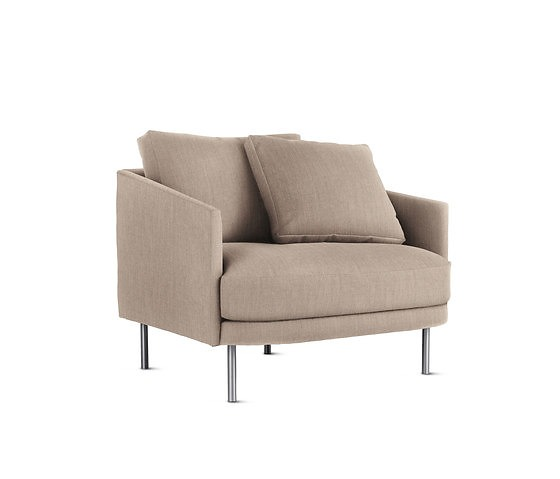 Nicholas Dodziuk Jeffrey Bernett Camber Sofa Collection