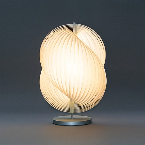 Nico Heilmann Escargot2 Lamp Collection