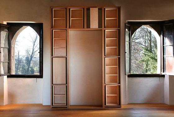 Nicola Moretto Libreria Ballerina Bookcase