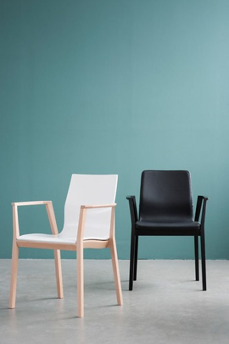 Niels Gammelgaard Tonica Wood Chair