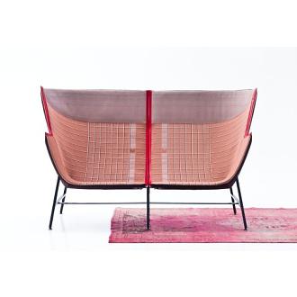Nipa Doshi and Jonathan Levien Paper Planes Sofa
