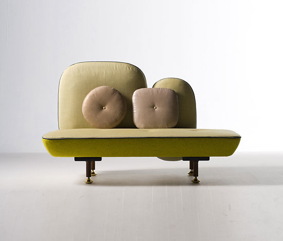 Nipa Doshi My Beautiful Backside Sofa