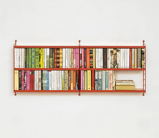 Nisse Strinning String Pocket Shelving