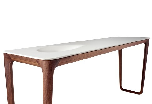 Noe Duchaufour Lawrance Luna Console Table