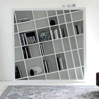 Norberto Delfinetti and Bernasconi Giano K Bookcase