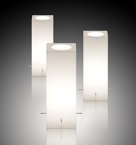Norman Cherner Tube Lamp