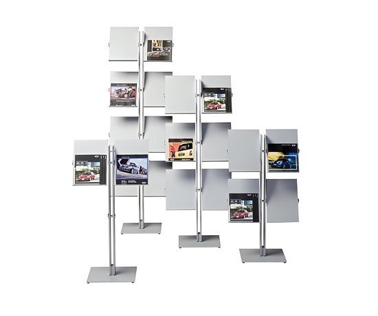 Onno de Knegt and Marleen Valstar Flexxible Double Multifunctional Shelf