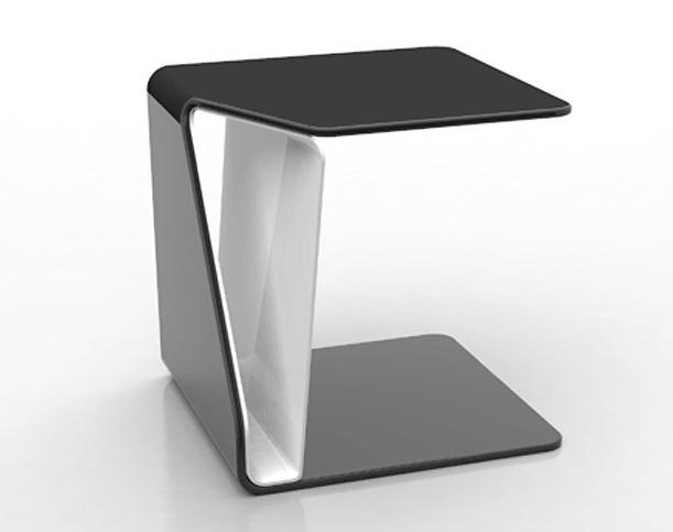 Ora ito double skin tables for Table ora ito