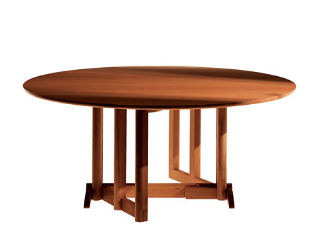 Oscar Tusquets Blanca Retonda Table