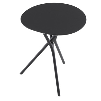 Outofstock Black Forest Table