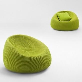 Paola Lenti Otto Easy Chair