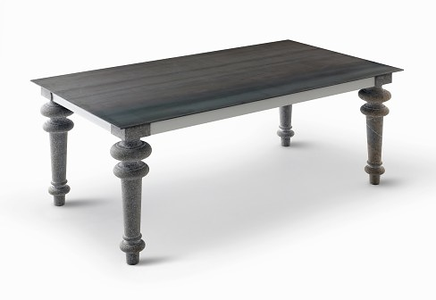 Paola Navone Gray 34 Table