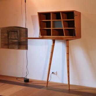 Paolo Coretti Scrittoio Desk