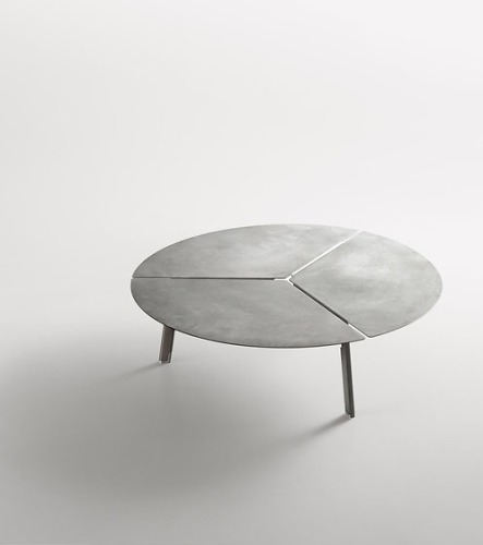 Paolo Lucidi and Luca Pevere Placas Table