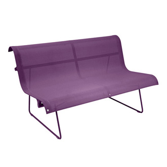 Pascal Mourgue Ellipse Bench 2 Persons